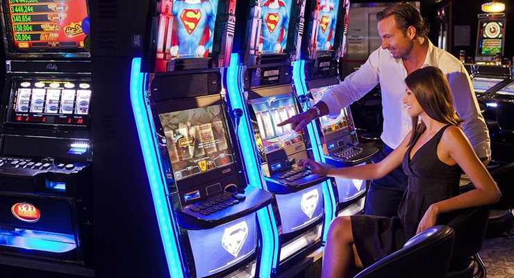 Отечественные Игровые Автоматы