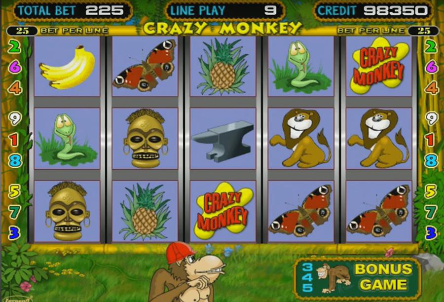Вытолкнуть приз автомат игровой