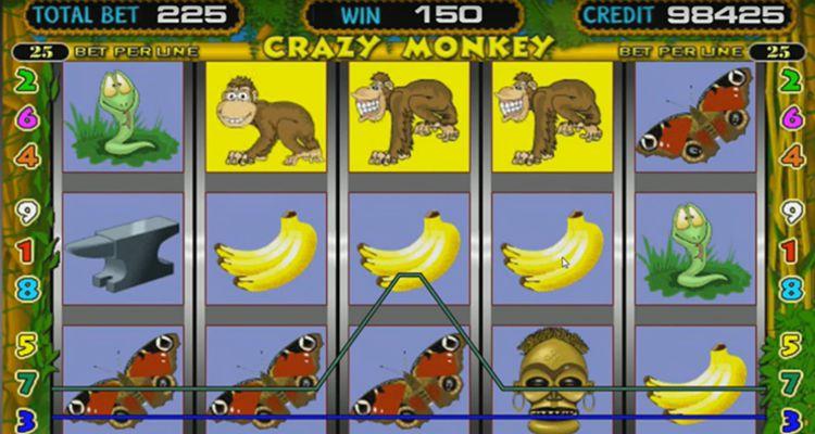 Игровые автоматы crazy money схема игр в казино рулетка