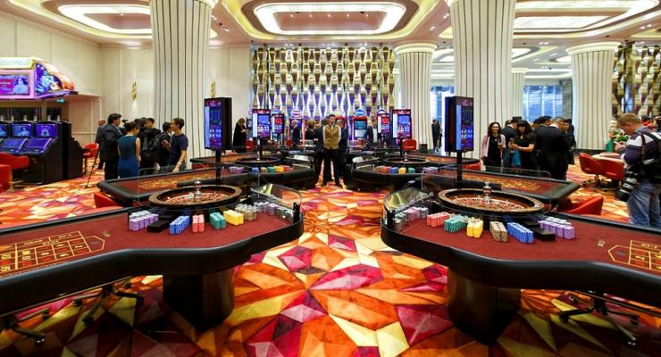 Первое казино Приморья принесло государству практически полмиллиарда руб.