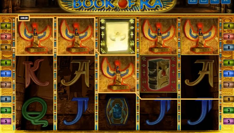 Игровой автомат Book of Ra Deluxe от Novomatic — Играйте бесплатно в интернете