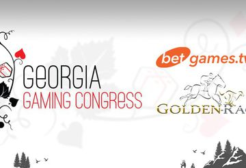 Betgames.tv и GoldenRace стали экспонентами Georgia Gaming Congress 2017