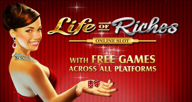 Обзор слота Life of Riches от Microgaming