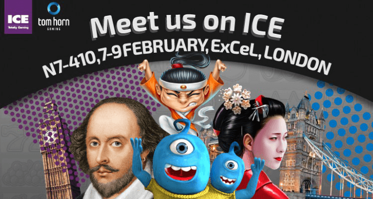 Tom Horn Gaming подтвердил участие в ICE 2017