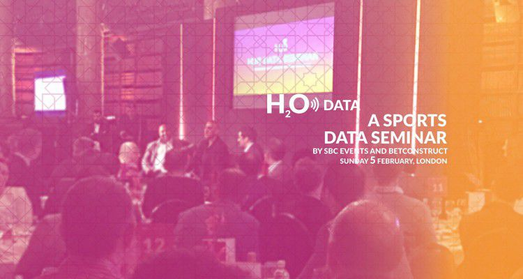 BetConstruct и SBC Events провели семинар H2O Data Seminar в Лондоне