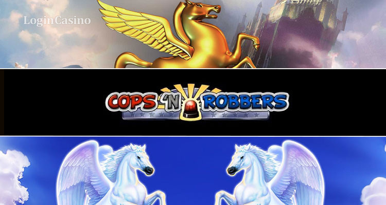 Обзор слотов Divine Fortune Cops 'n' Robbers и Age of the Gods: Ruler of Sky