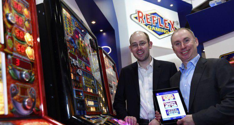 На ICE было представлено диджитал-предложение от бренда Reflex