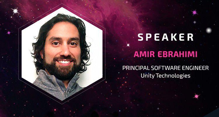 Амир Эбрахими (Unity Technologies) расскажет о том, как улучшить свой бизнес с помощью VR на VR/AR Gambling Conference