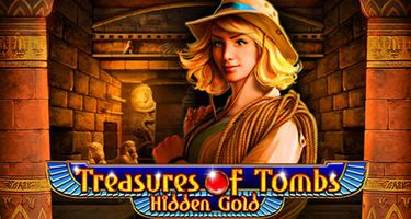 Новинка от Playson – Treasures of Tombs: Hidden Gold