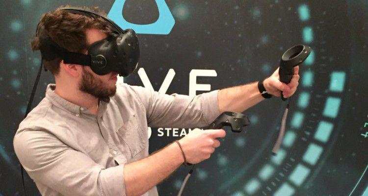 Александр Брагин (VR2GO) об игровом дизайне ВР