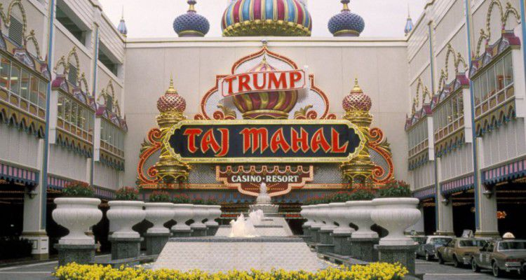 Trump Taj Mahal продан за $50 млн