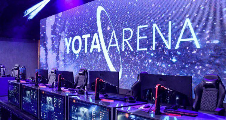 Антон Черепенников рассказал о будущей работе киберплощаки Yota Arena