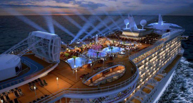 Франция изменила условия работы для кораблей с казино