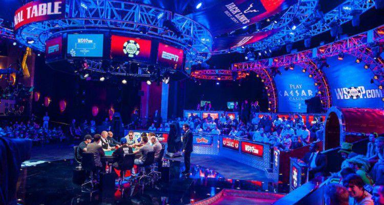 Все события World Series of Poker будут ежедневно транслировать в прямом эфире с лета-2017