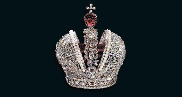 Корону русской Империи привезут вказино Tigre DeCristal
