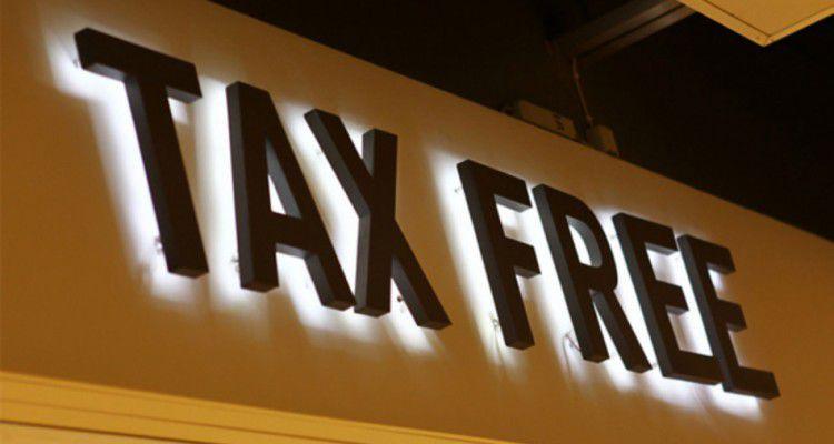 Руководство внесло нарассмотрениеГД закон осистеме tax free