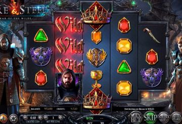 Фэнтези-слот от Betsoft Gaming – Fire and Steel: War of the Wilds