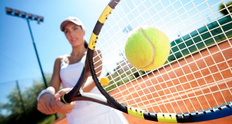 В игры теннис большой для знакомства