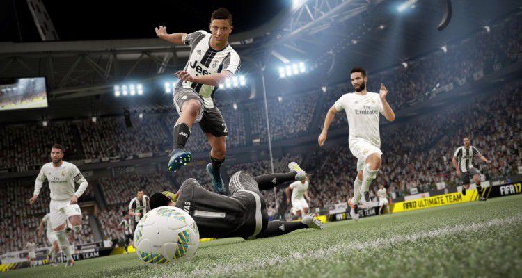 Симулятор FIFA 17 стал самой продаваемой игрой в РФ