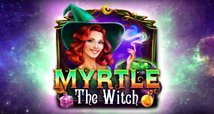 Обзор новинки от Red Rake Gaming – слот Myrtle the Witch