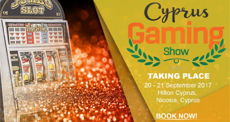 Cyprus Gaming Show пройдет в Никосии 20–21 сентября