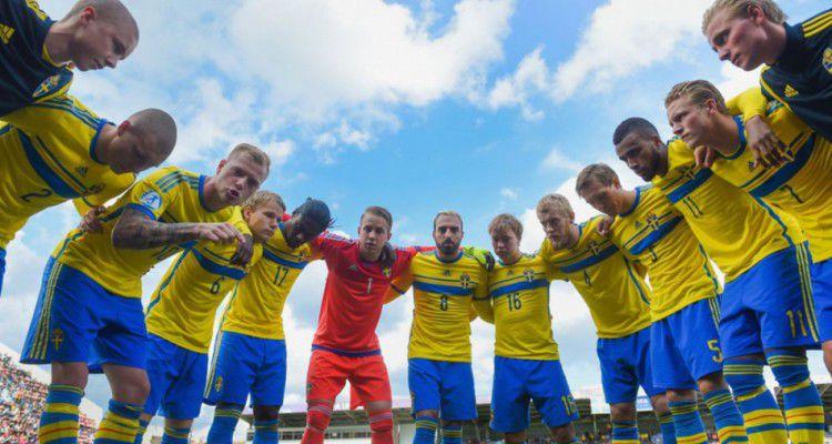 Молодежная сборная Швеции по футболу подозревается в участии в ряде «договорняков»