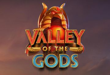 Новый слот от Yggdrasil Gaming – Valley of the Gods