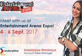 Endorphina примет участие в Entertainment ArenaExpo 2017 в Румынии