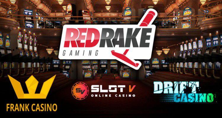 Red Rake начал сотрудничать с оператором Avento