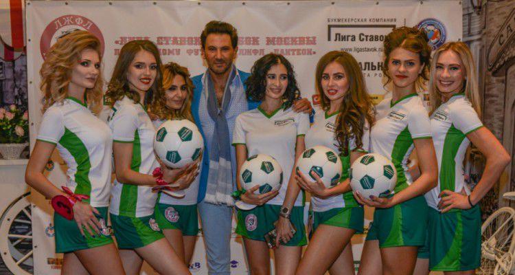 БК «Лига Ставок» стала титульным партнером Любительской женской футбольной лиги «Пантеон»