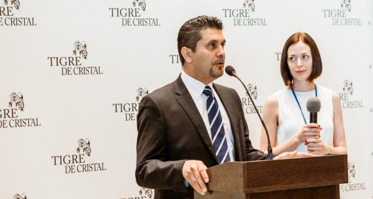 В администрации Приморья состоялось официальное представление нового директора Tigre de Cristal