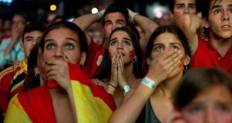 ФИФА отстранит испанскую сборную от участия в ЧМ-2018 в случае отделения Каталонии от королевства