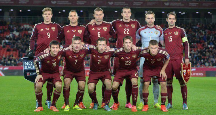 БК «Олимп» считает сборную России фаворитом в двух товарищеских матчах против Южной Кореи и Ирана