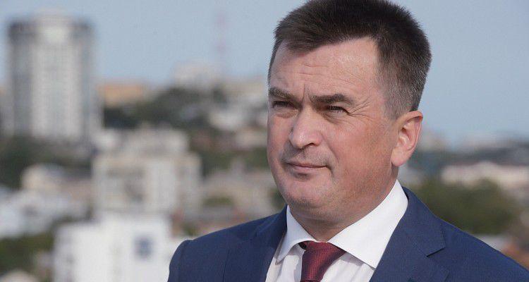 Миклушевский покинул пост губернатора Приморского края