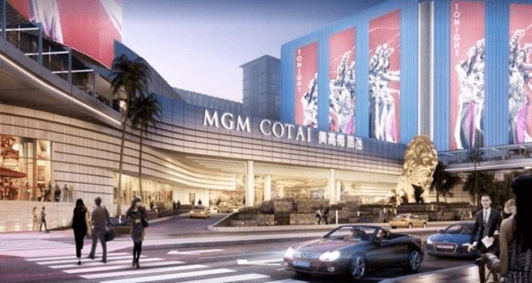 Открытие MGM Cotai переносится на конец января 2018-го