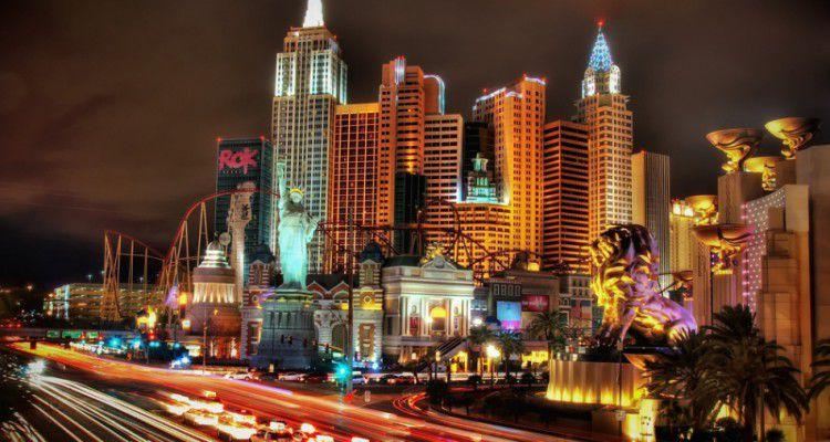 Невада принесла американской индустрии казино самые высокие доходы