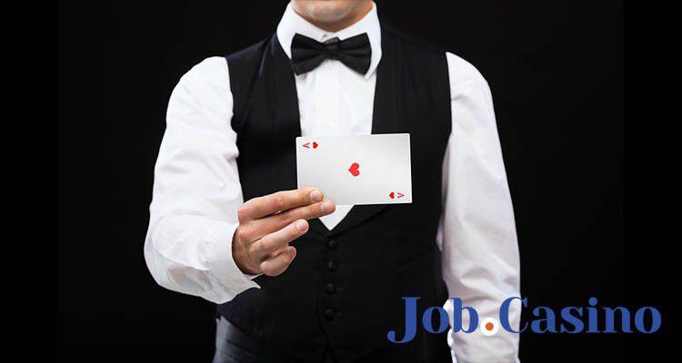 Проект Job.Casino запустил свой сайт