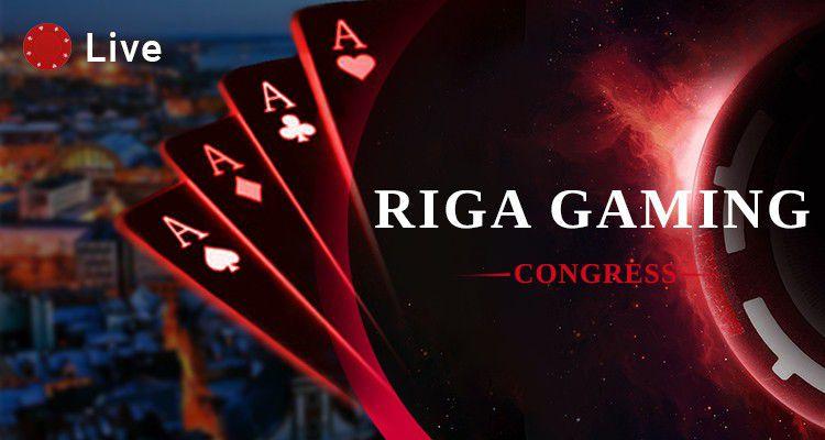 Riga Gaming Congress: онлайн-трансляция