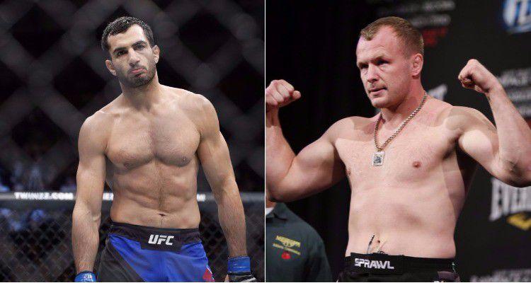 БК «Олимп»: «Шлеменко придется тяжело в бою против Мусаси»