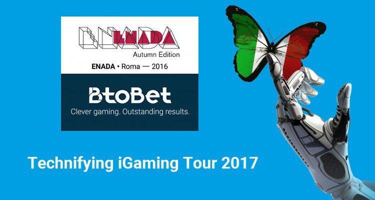 Представители BtoBet рассказали об успехе на Enada Rome