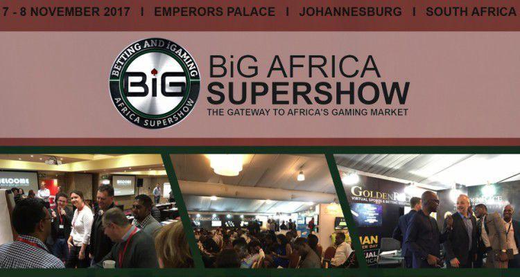 На BiG Africa Supershow 2017 выступят 30 докладчиков