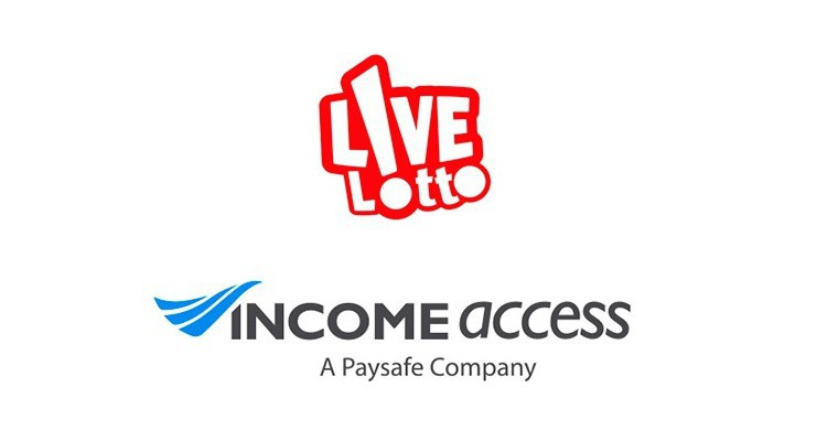 LiveLotto запускает управляемую партнерскую программу с Income Access