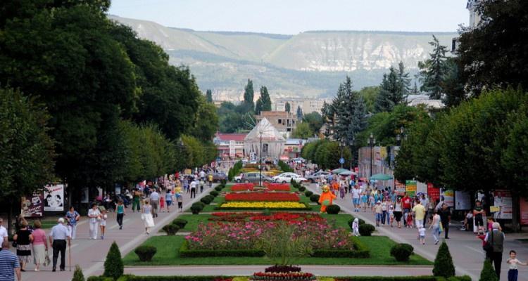 Власти Ставрополья предлагают создать игорную зону в Кисловодске