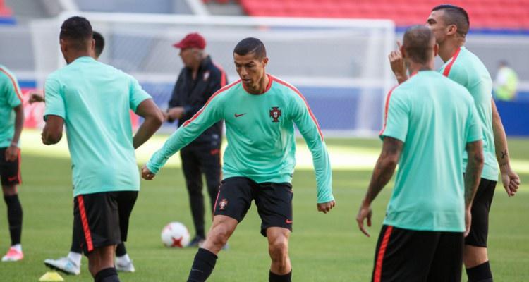 Сборная Португалии во время чемпионата мира по футболу расположится в Кратове