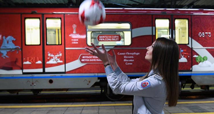 Во время ЧМ-2018 в России будут ходить бесплатные поезда для болельщиков