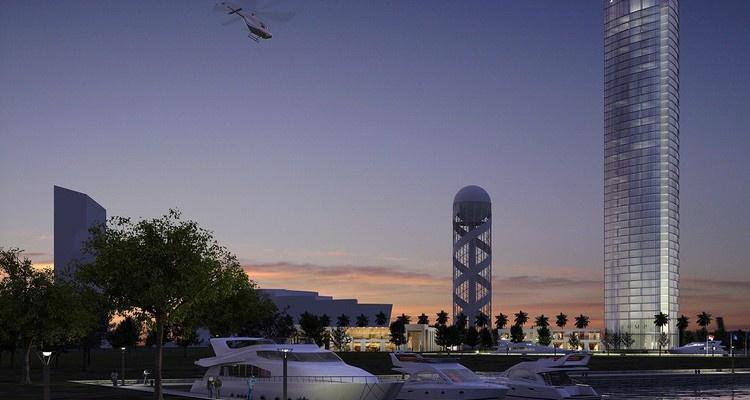 В Батуми построят Silk Tower вместо Trump Tower
