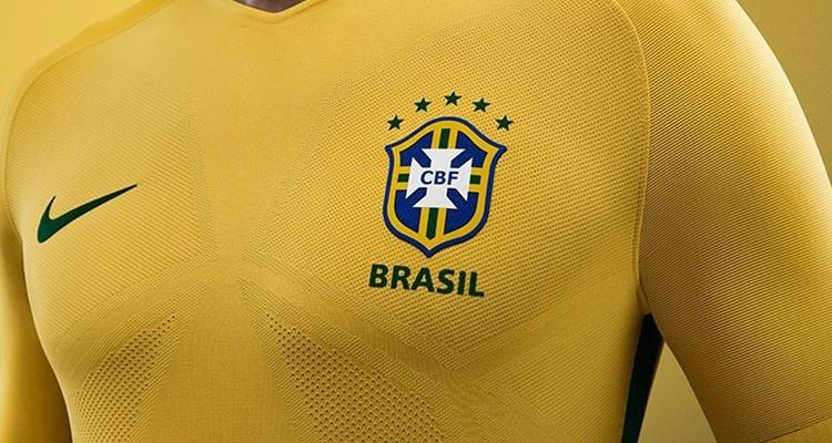 Болельщики смогут увидеть форму сборной Бразилии на ЧМ-2018