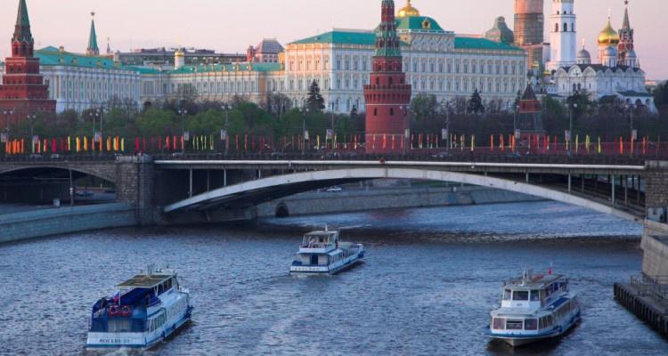 По Москве-реке запустят 10 речных трамвайчиков в рамках проведения ЧМ-2018