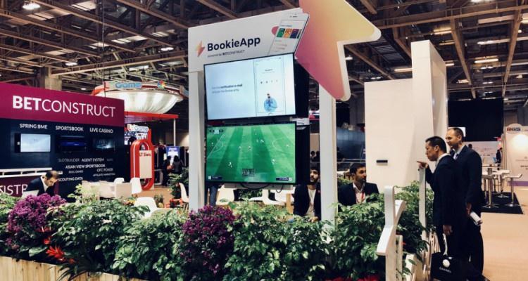 BetConstruct представила мобильное приложение BookieApp на Macao Gaming Show