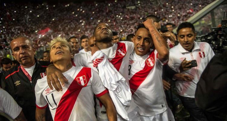 Команда Перу вошла в число участников ЧМ-2018